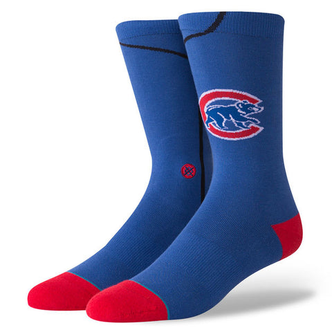 Chicago Cubs Alt Jersey Stance Socks Summer League Blue Away Game
