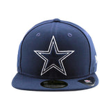 Dallas Cowboys OTC Navy Snapback 9Fifty New Era Cap