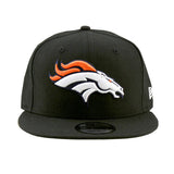 Denver Broncos Black Snapback Cap New Era
