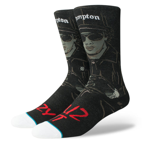 Houston Rockets Stance Socks Harden MVP Black Red