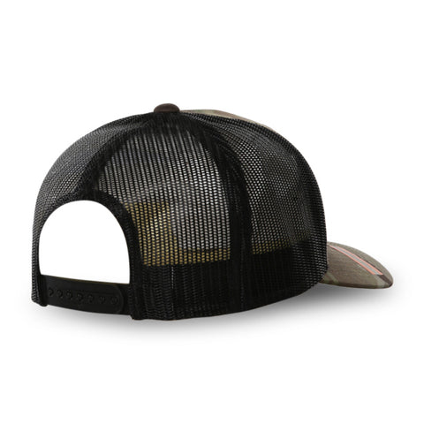 Flexfit Retro Trucker Multicam Snapback