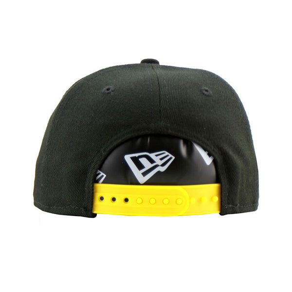 77d3751e7ed8 ... reduced golden state warriors new era youth black performance 9fifty cap  c172f d734c