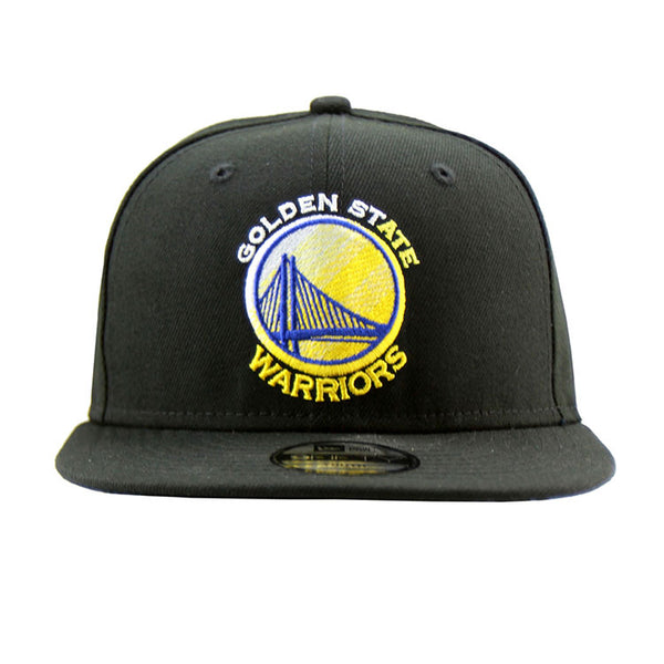 cab2bad8790 Golden State Warriors New Era Youth Black Performance 9Fifty Cap – Lidzcaps