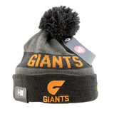 Greater Western Sydney New Era Jake Beanie Grey Orange