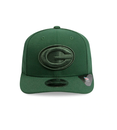 Green Bay Packers New Era Snapback 9fifty Original Fit Cap Green Cilantro