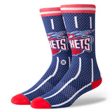 Houston Rockets 02 HWC Stance Socks Black Hardwood Classic