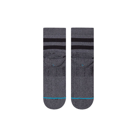NBA Hoven Quarter Sock Stance Socks Grey