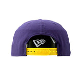 Los Angeles Lakers New Era NBA Purple Snapback Cap