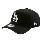 Los Angeles Dodgers A-Frame Black 9forty Adjustable Cap