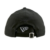 Los Angeles Dodgers Black 9forty Adjustable Cap