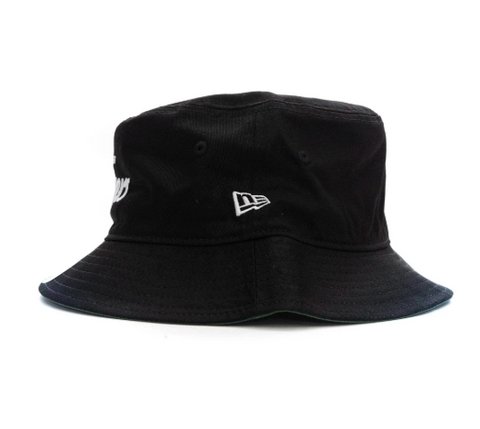 Los Angeles Dodgers Script Black NEW ERA Bucket Hat