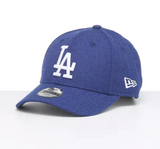 Los Angeles Dodgers Youth Heather Blue 9forty Adjustable Cap