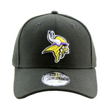 Minnesota Vikings 9Forty NEW ERA Black Snapback Cap