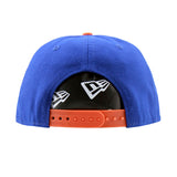 New York Mets Mr Met Alt Logo New Era Blue Orange Snapback 9fifty Cap