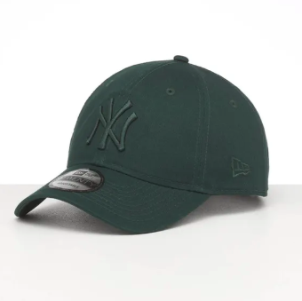 New York Yankees 9Twenty Dark Green New Era Strapback Cap