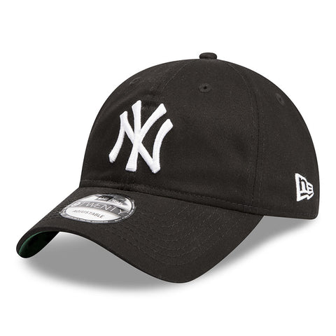 New York Yankees 9Twenty NEW ERA Black Strapback Cap