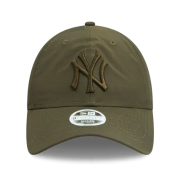 New York Yankees 9Twenty New Era Adjustable Olive Cap Women