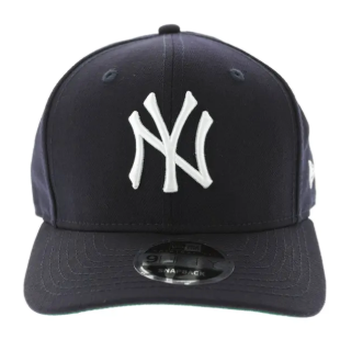 New York Yankees New Era Walnut 9Fifty Stretch-Snap Cap