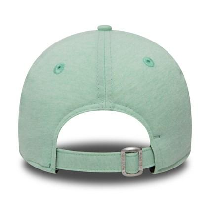 New York Yankees New Era Jersey Minty Green 9forty Adjustable Cap Women's