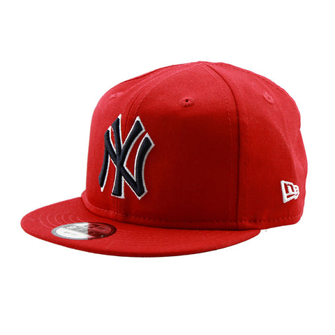 dbd18435101 ... New York Yankees My First Infant Red Navy 9Fifty New Era Cap