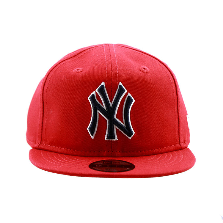 823fee643c1 New York Yankees My First Infant Red Navy 9Fifty New Era Cap