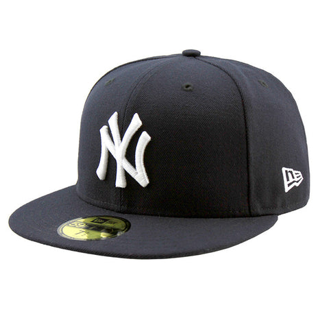 New York Yankees Navy New Era On Field Fitted Cap