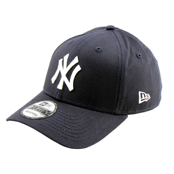 11bf966c55869 New York Yankees Navy 9forty Adjustable Strapback Cap – Lidzcaps