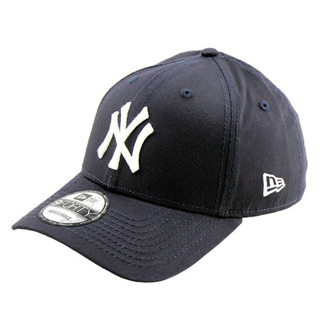 New York Yankees Navy 9forty Adjustable Strapback Cap