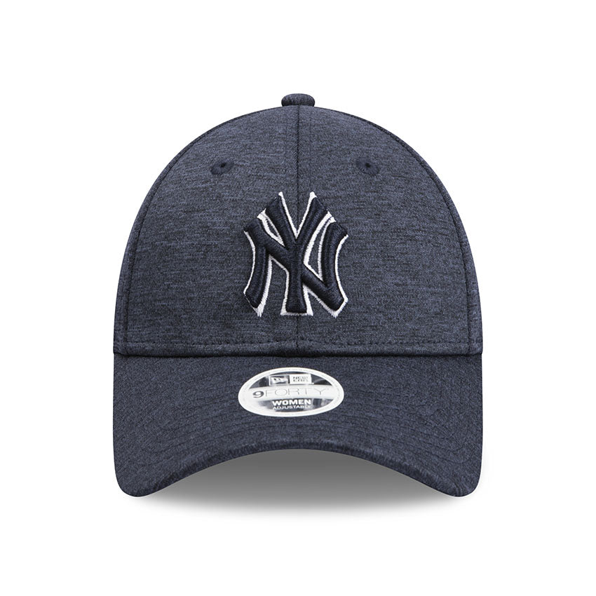 49e47695b New York Yankees New Era Tech Heather Navy 9forty Adjustable Cap Women's