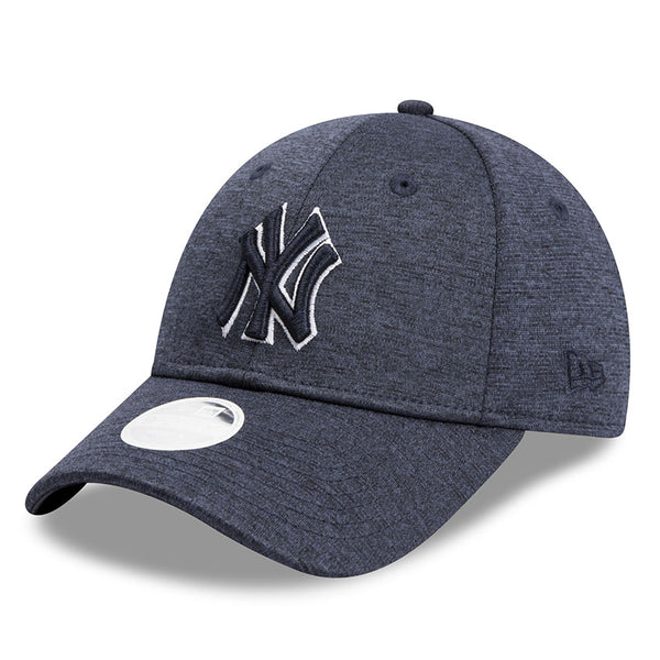 b6fe15e88f84f ... New York Yankees New Era Tech Heather Navy 9forty Adjustable Cap  Women s ...