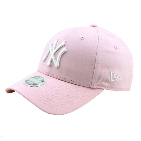 New York Yankees Pink 9forty Adjustable Cap Women's