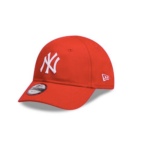 New York Yankees Red White Infant My first 9Forty Cap