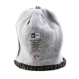 Oakland Raiders New Era NFL On Field Knit Cuffed Beanie