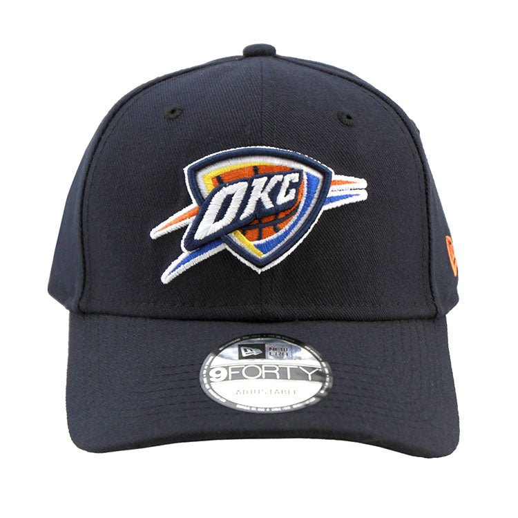 Oklahoma City Thunder 9forty Snapback New Era Navy Cap