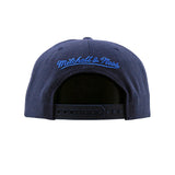 Oklahoma City Thunder Blue Snapback Mitchell & Ness NBA Cap