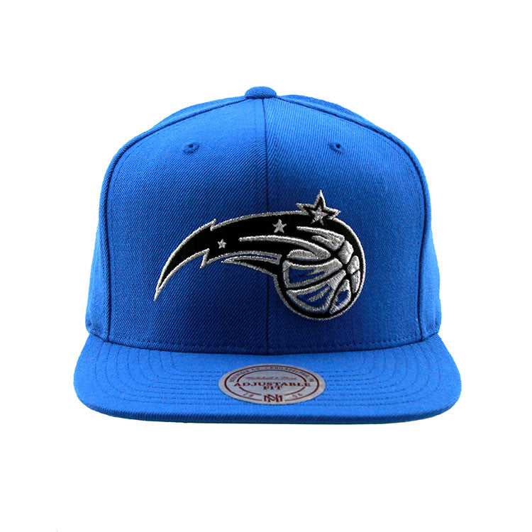 Orlando Magic Aqua Snapback Mitchell & Ness NBA Cap