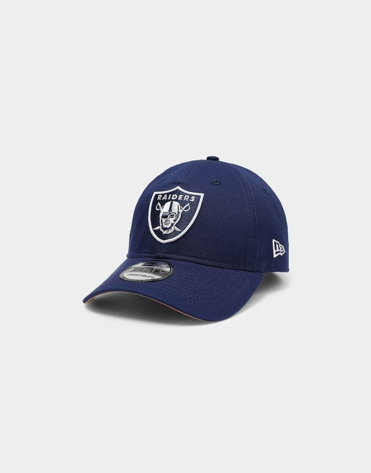 Oakland Raiders Royal Blue 9forty Adjustable Strapback Cap