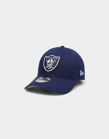 Oakland Raiders Royal Blue 9forty Adjustable Snapback Cap