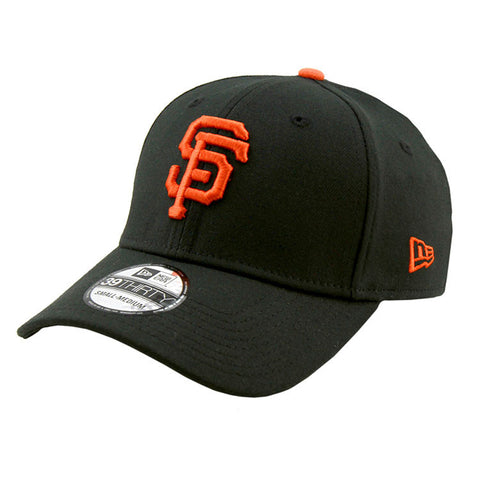 San Francisco Giants Black Orange New Era Fashion 3930 Cap