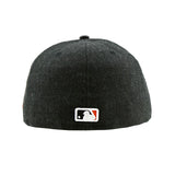 San Francisco Giants MLB Pin Black Fitted New Era Cap