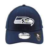 Seattle Seahawks Navy 9forty Adjustable Strapback Cap