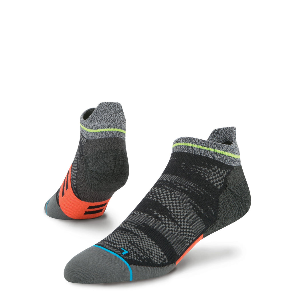 Sport Stance Socks: Wire Tab Fusion Run