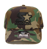 Starter Brand Throwback Black Label Camo Cap