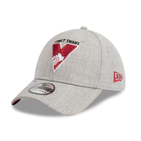 Sydney Swans Grey New Era 3930 Cap