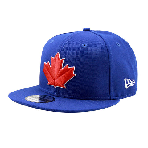 Toronto Blue Jays Alt Logo New Era Light Royal Blue Snapback 9fifty Cap