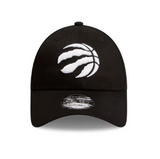 Toronto Raptors Black Team Pop 9FORTY