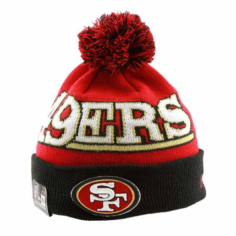 Beanie - Winter Fresh - San Francisco 49ers New Era NFL Winter Fresh Cuffed Beanie