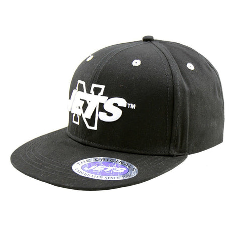 Newtown Jets - Sydney Local Flat Snapback Black Cap