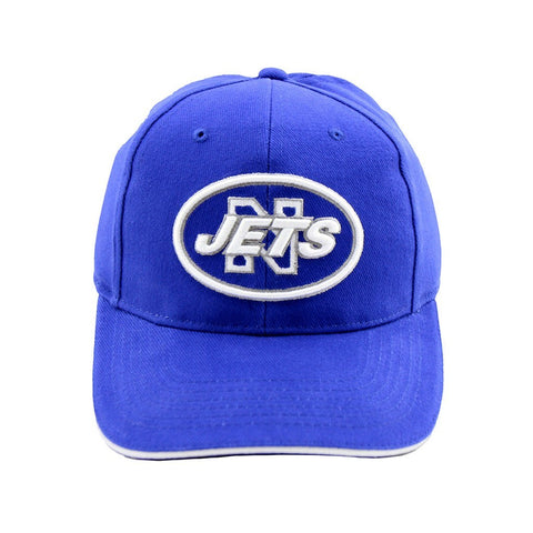 Newtown Jets - Sydney Local Trucker Cap Black Text Blue Logo