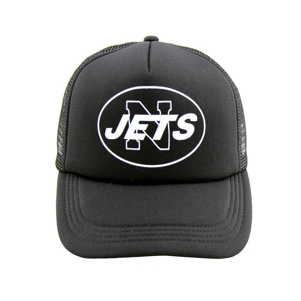 Local Team Support - Newtown Jets - Sydney Local Trucker Cap Black